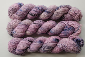 dusty - merino singles -  hand dyed yarn 4ply fingering - 100g