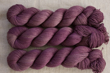 temple - sock blend - 4ply fingering hand dyed yarn - 100g