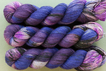 RESERVED FOR FIONA RAWLINGS  - merino singles - hand dyed yarn fingering yarn merino wool 4ply - 100g