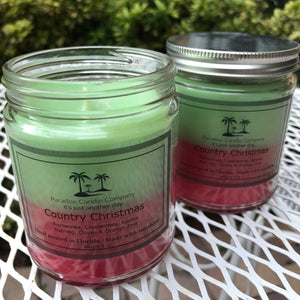 Country Christmas - Paradise Candles & Gifts