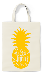 Hello Summer Tote - Paradise Candles & Gifts