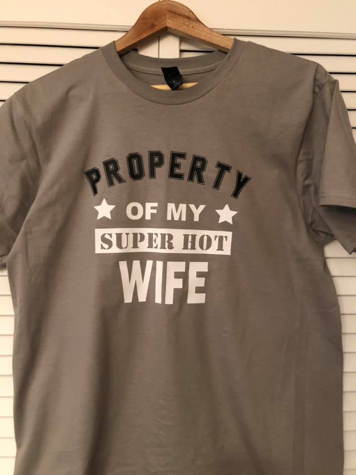 Hot Wife - Unisex - Paradise Candles & Gifts