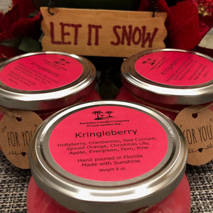Kringleberry - Paradise Candles & Gifts