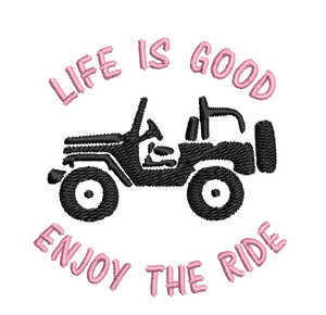 Life Is Good (Jeep)