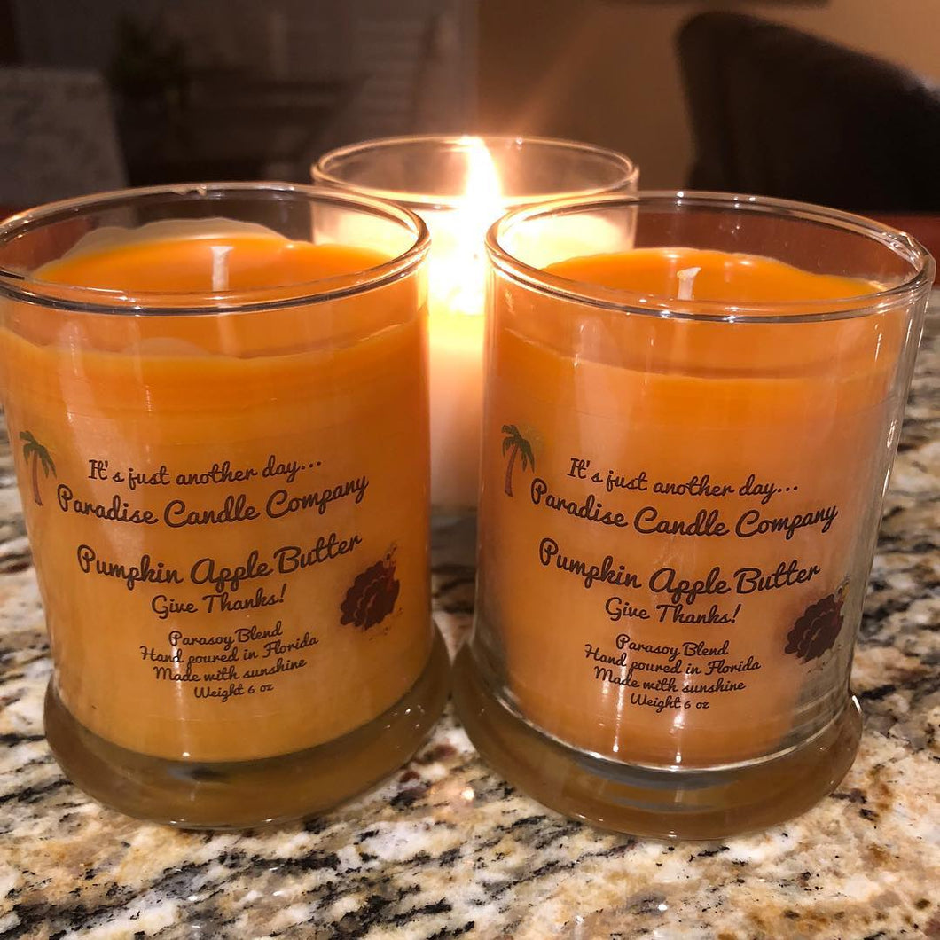 Pumpkin Apple Butter - Paradise Candles & Gifts