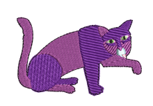 Load image into Gallery viewer, Purple Cat