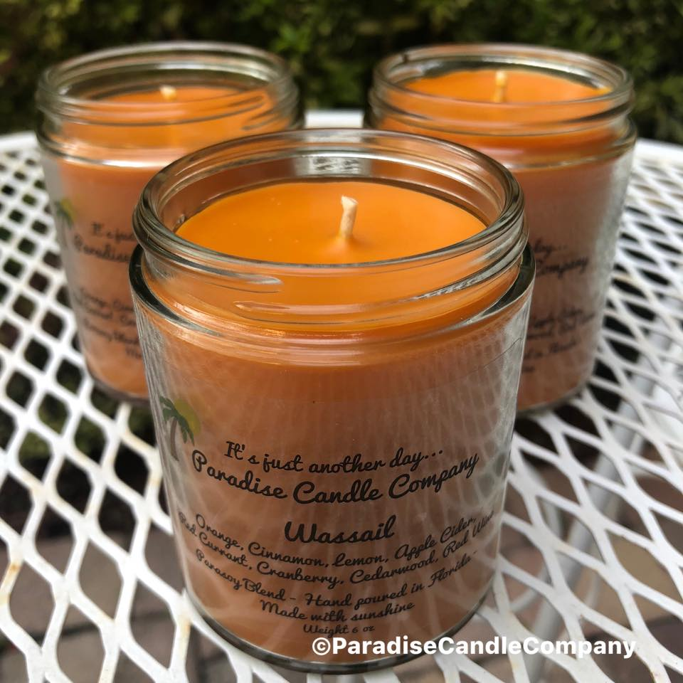 Wassail - Paradise Candles & Gifts