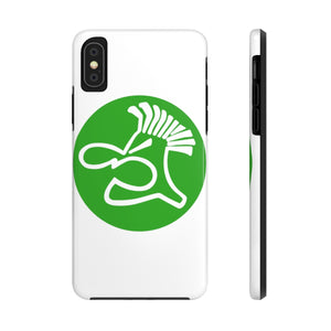 Spudgie Logo Case Mate Tough Phone Cases