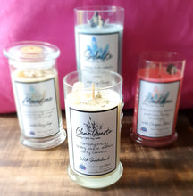 Load image into Gallery viewer, Cleansing Crystal Soy Candle Range