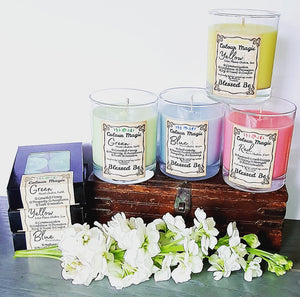 Colour Magic Soy Candles