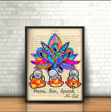 Load image into Gallery viewer, Framed A3 Prints By Withlove Creations