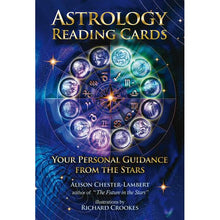 Load image into Gallery viewer, Astrology Reading Cards