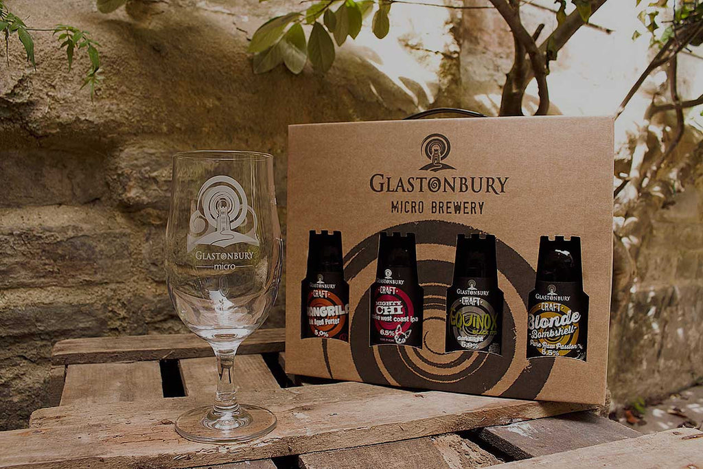 Glastonbury Ales Gifts