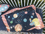 Crib Bedding - Nomi & Brave Travel the Universe