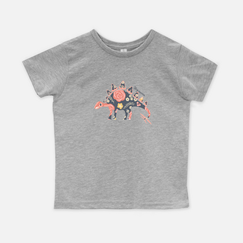 Toddler Tee - Dinosaurs - Nomi & Brave Travel the Jurrasic
