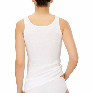 Cotton Vest with Lace - Style Gallery