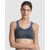 Active Multi Sports Support Bra Dark Grey - Style Gallery