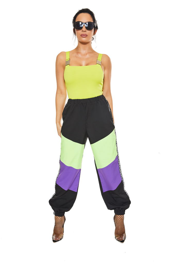 SAVED BY THE BELL - Track Pants - www.prettyboutique.com