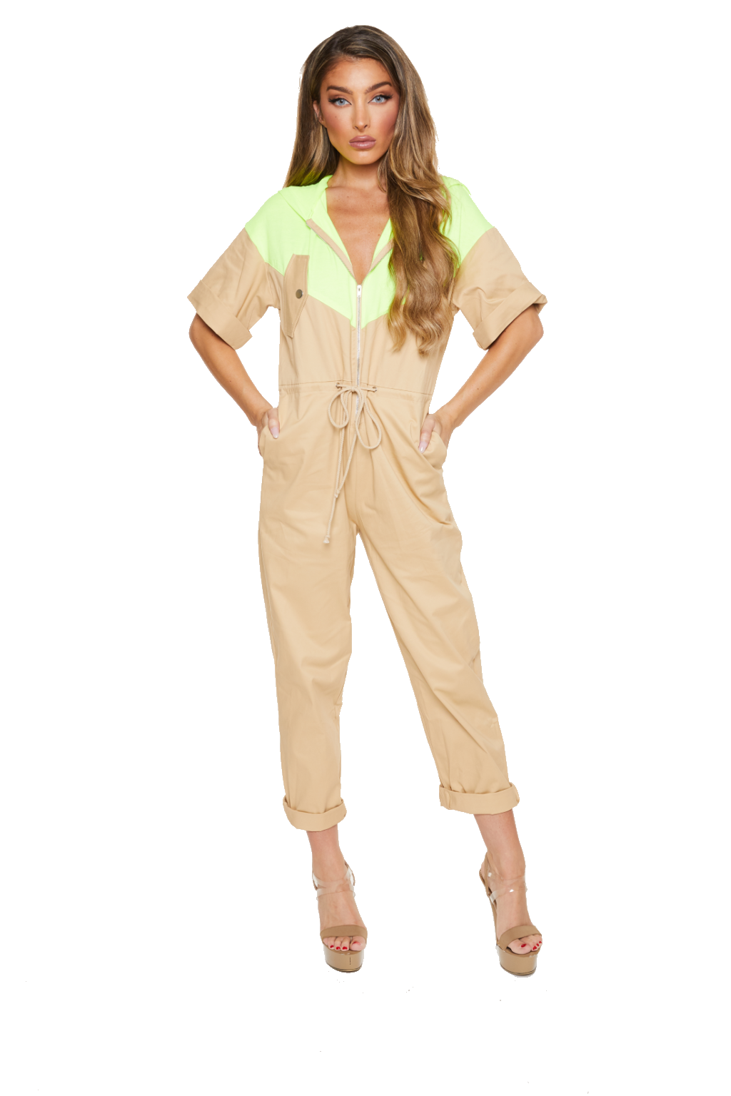 WERK'IT BOILERSUIT - www.prettyboutique.com