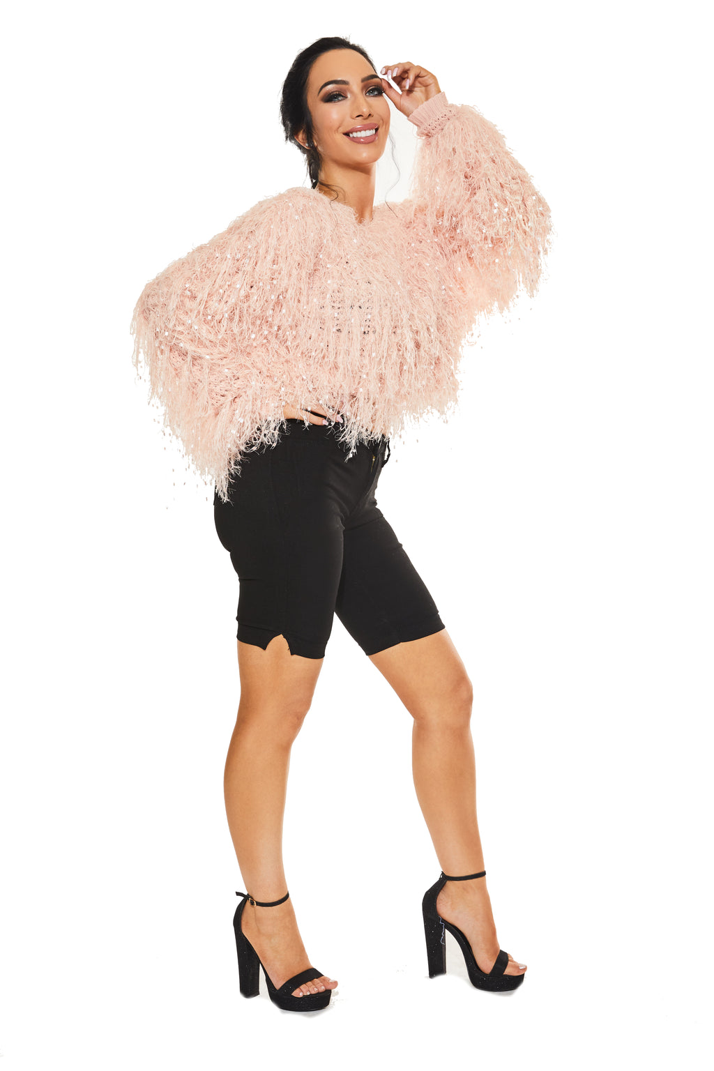 EVERYONE LOVES A FLUFFY JUMPER - www.prettyboutique.com