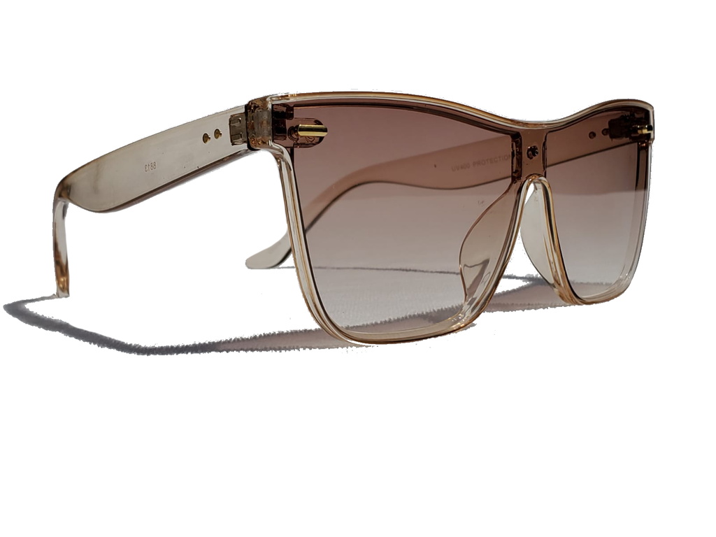 Clear As Day - Sunglasses - nude - www.prettyboutique.com
