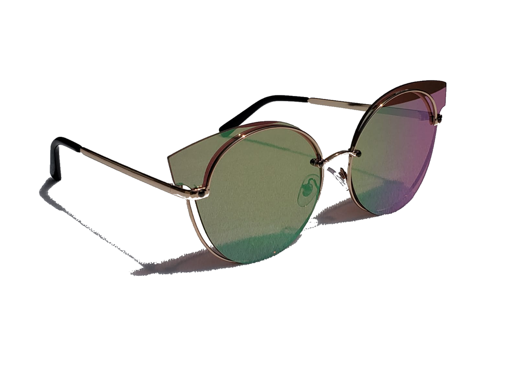 Cat To Know Me - Sunglasses - Green - www.prettyboutique.com