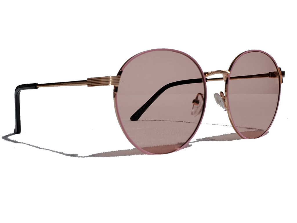 Move Along Now - Sunglasses - Pink - www.prettyboutique.com