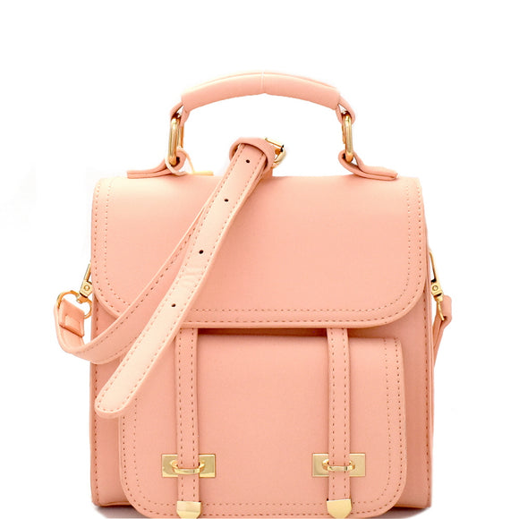 Janine Backpack Satchel