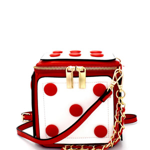 Dice Games Cross Body