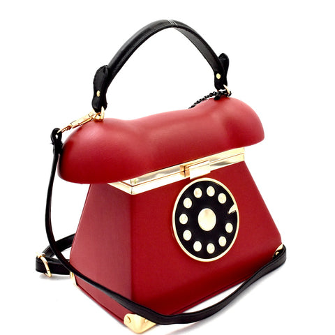 Retro Phone Satchel