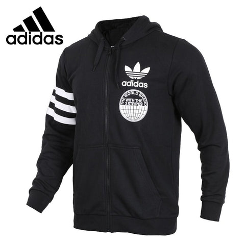 6f80ce51a99f Original New Arrival Official Adidas FULLZIP HOODIE Men s Comfortable Jacket  Hooded Sportswear Good Quality CZ1751 CZ1752
