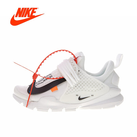 check out d1461 3cbc8 Original New Arrival Authentic Off-White x Nike La Nike Sock Dart Women s  Breathable Running Shoes Sport Sneakers 819686-058