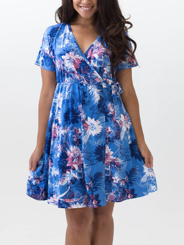 Blues Hues Fiesta Nightingale Dress