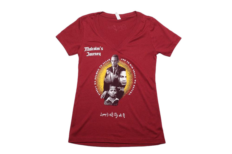 Malcolm's Journey Vneck (Women's)