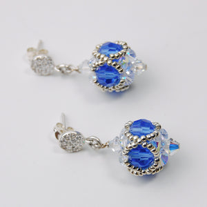 Stushlery Birthstone Earrings