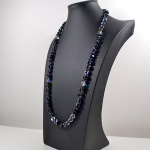 Stushlery CC Hematite Necklace