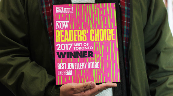 NOW READERS' CHOICE 2017