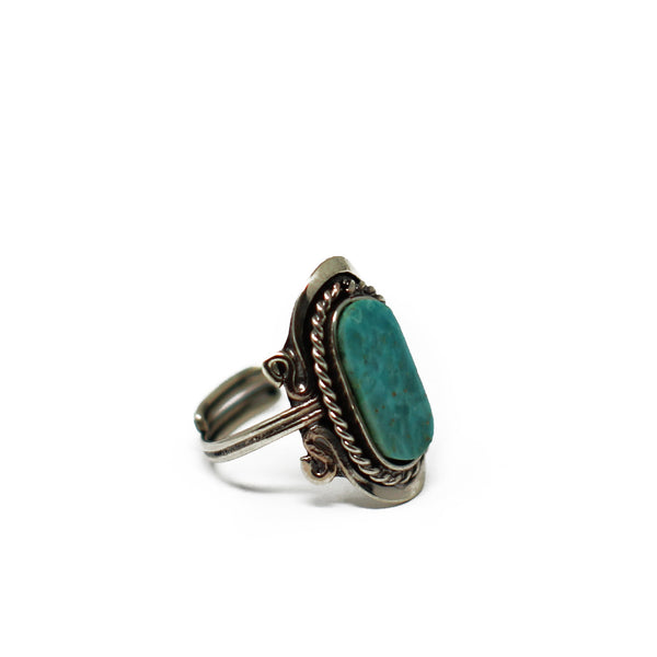 Gipsy Chrysocolla Ring