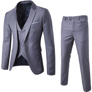 Men 3 Pieces Suite