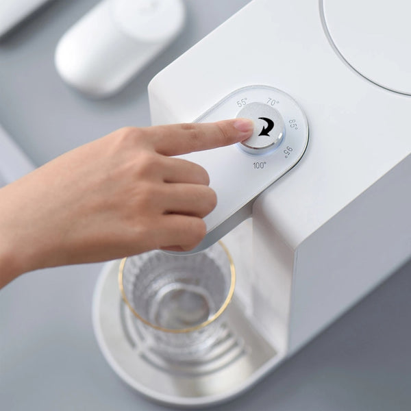 Smart Heating Hot Water in Just 3 Seconds