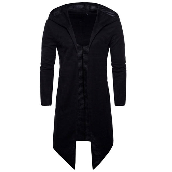 Men  Long Fit Trench Coat
