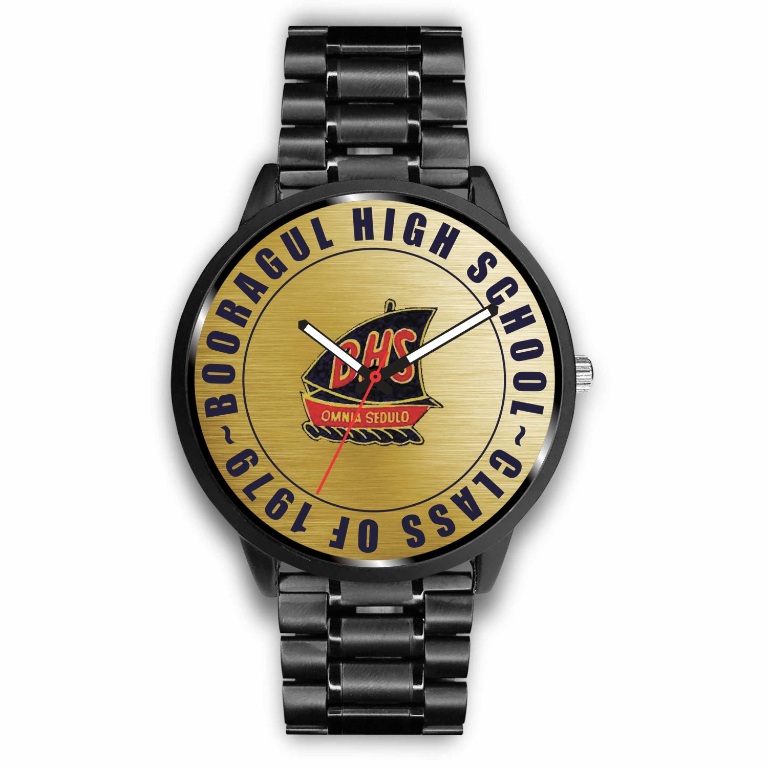 BHS Class of 1979 memorial watch