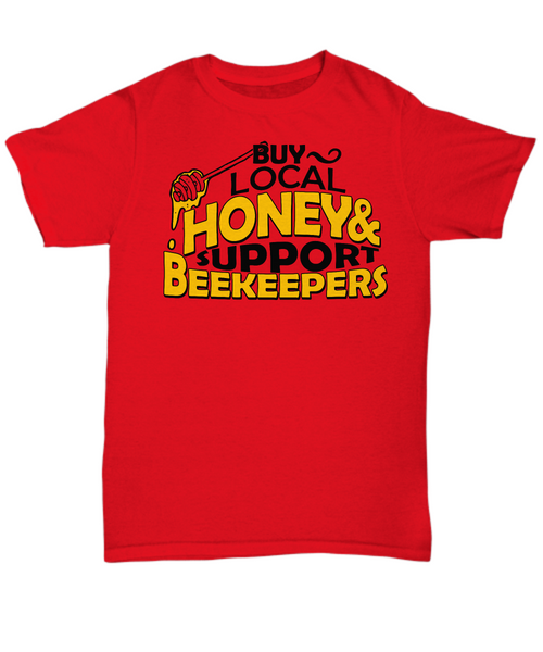 Buy local honey & support beekeepers