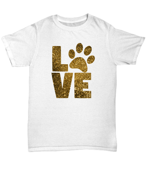 T-Shirts - Love Paws