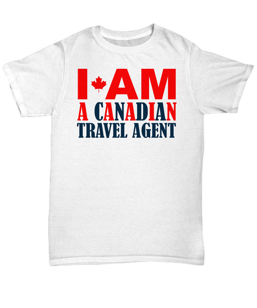 I am a Canadian Travel Agent