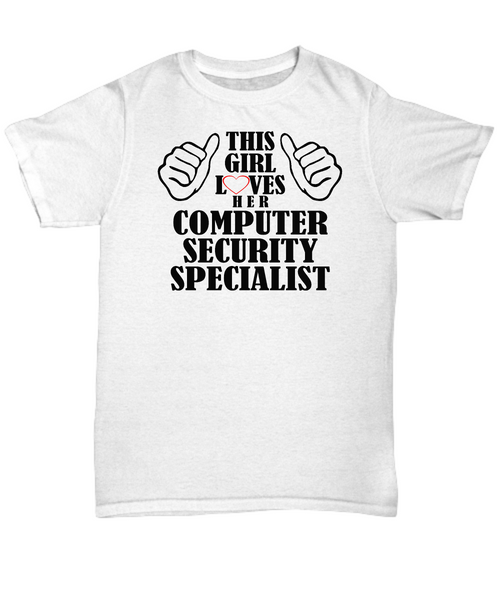 This girl loves her computer security specialist
