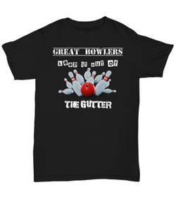 Great bowlers keep it out of the gutter