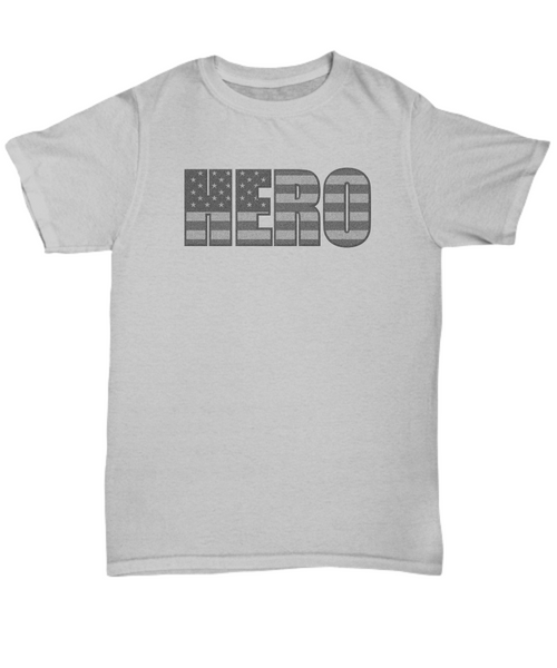 US Flag Hero - T Shirt