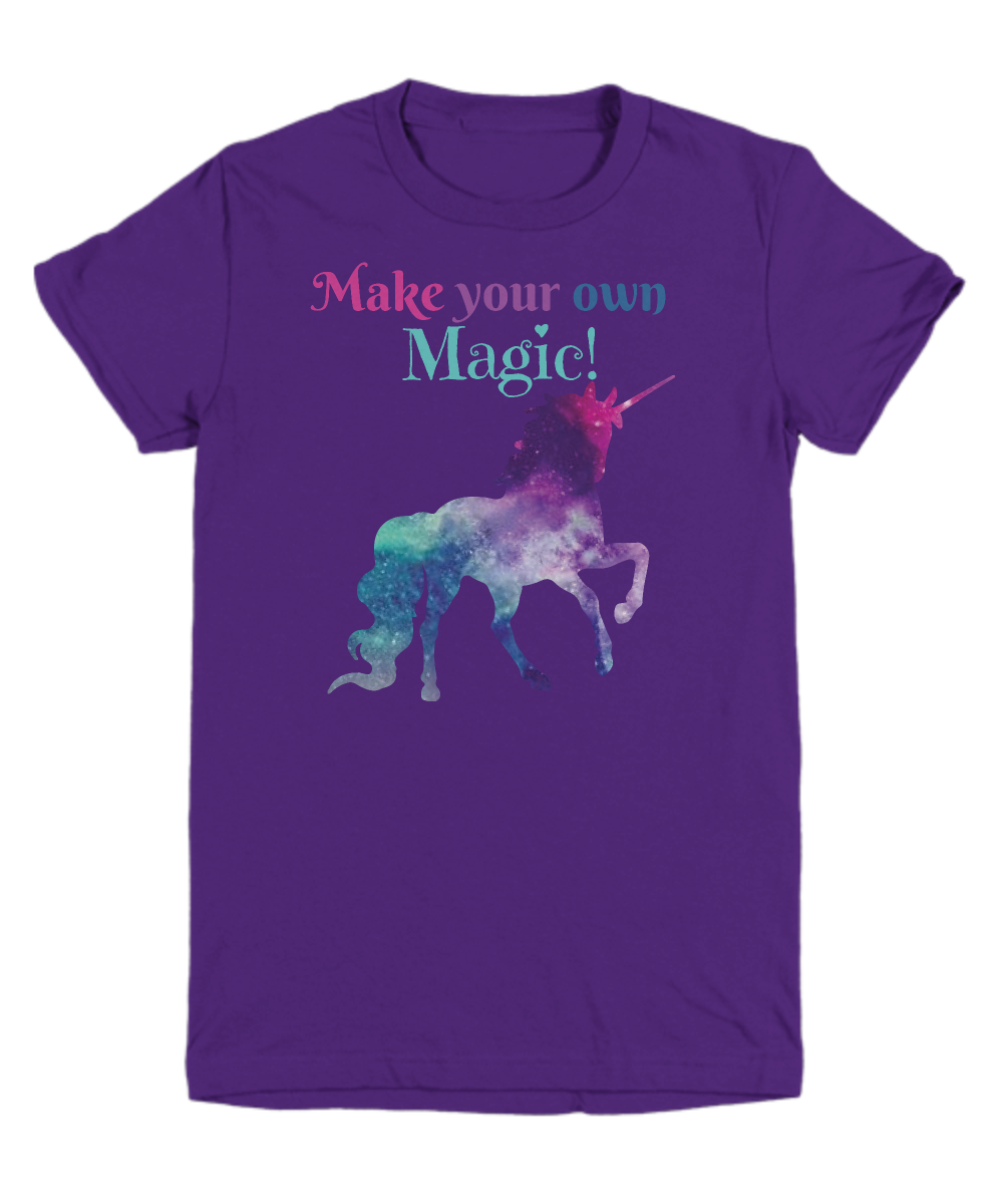 T-Shirt Child - Make your own Magic!