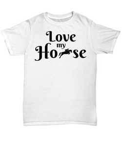 Love my Horse gift idea